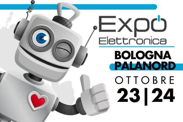 Expo' Elettronica Bologna 2021 - PalaNord - Biglietti