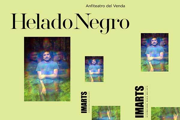 Helado Negro Biglietti - Anfiteatro del Venda Galzignano Terme Padova