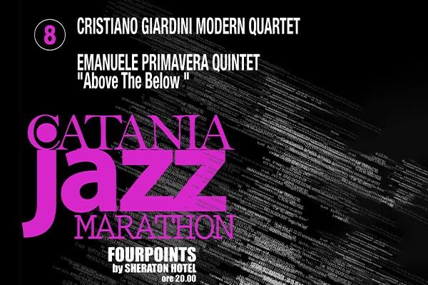 Biglietti - Cristiano Giardini Modern Quartet - Sheraton Hotel- Aci Castello (CT)