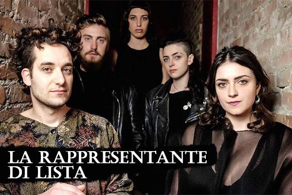 Biglietti - La Rappresentante di Lista - Hall - Padova