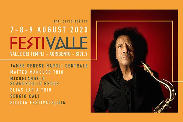 Biglietti - FestiValle Day 3 - Tempio di Giunone - Valle dei Templi - Agrigento