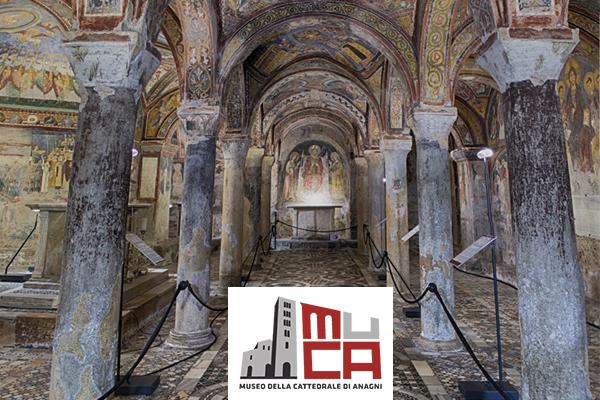 Visita Museo Cattedrale di Anagni - Mattina