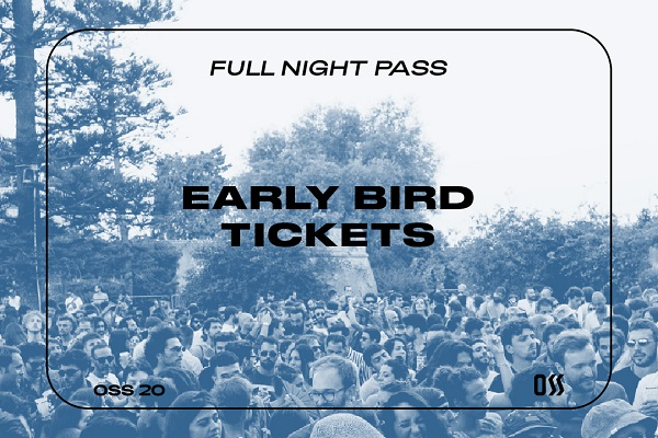 OSS Ortigia Sound System Festival 2020 - Full Night Pass Early Bird