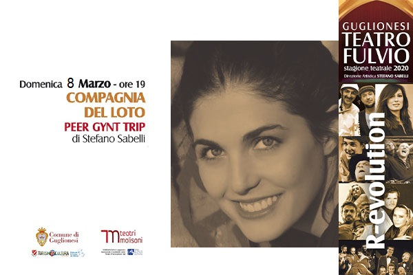 Biglietti - Peer Gynt Trip - Teatro Fulvio - Guglionesi Campobasso