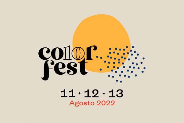 Abbonamento - Color Fest 2022 - Catanzaro (CZ) - Location segreta