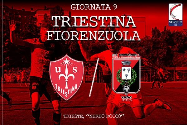 Triestina - Albinoleffe calcio serie C Stadio Nereo Rocco Trieste