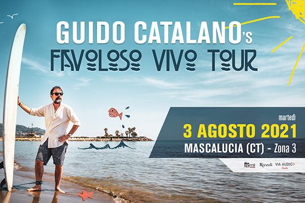 Biglietti - Guido Catalano - Zona3 - Green, Mascalucia (CT)