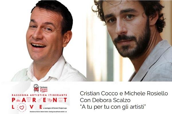 Biglietti - A tu per tu con gli Artisti - Teatro Ambra - Alessandria (AL)