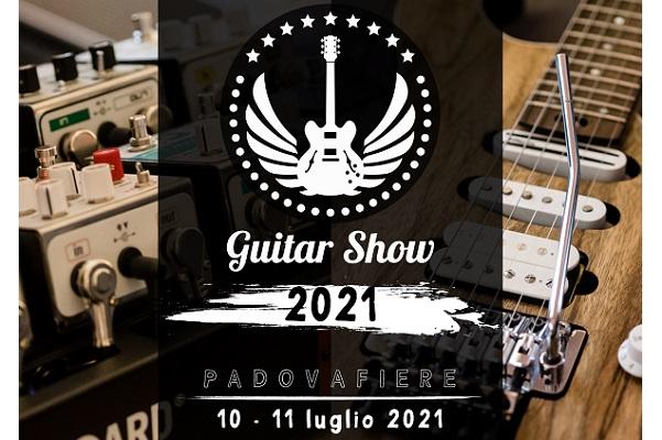 Guitar Show 2021 Padova Fiera - Biglietti