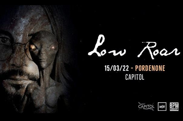 Biglietti Low Roar concerto - Capitol Pordenone