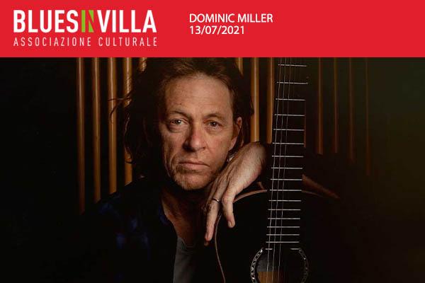 Dominic Miller - Blues in Villa -Parco di Villa Varda Brugnera Pordenone - Biglietti