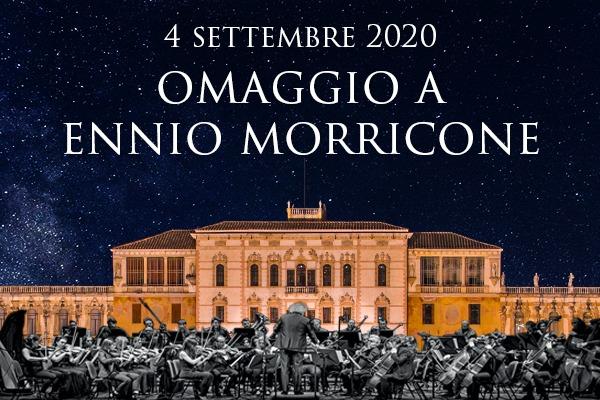 Biglietti - Omaggio a Ennio Morricone - Piazzola sul Brenta (PD) - Parco di Villa Contarini