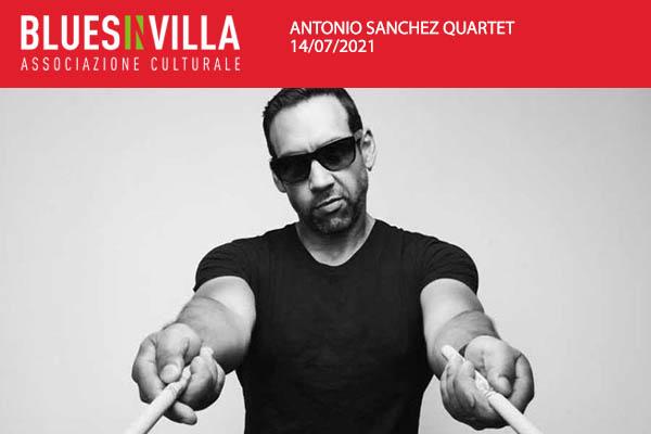 Antonio Sanchez Quartet - Blues in Villa Parco di Villa Varda -Brugnera Pordenone Biglietti