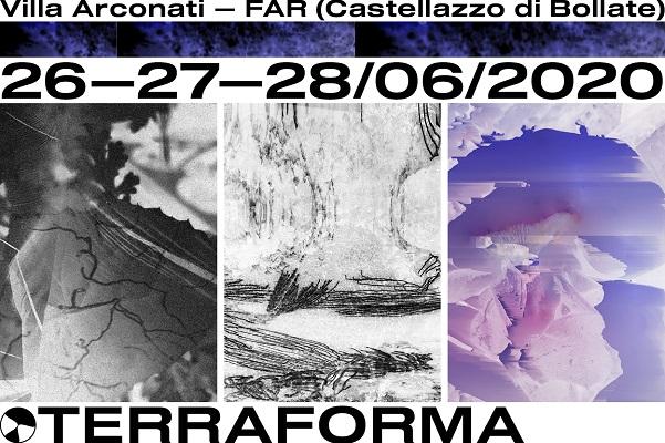 Abbonamento - Terraforma Festival 2020 - Parco di Villa Arconati - Bollate Milano
