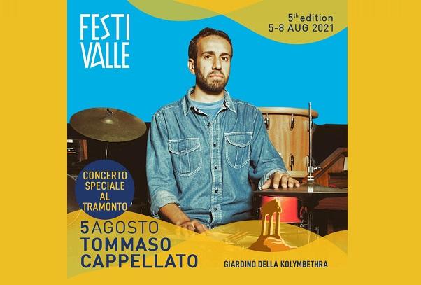 Festivalle 2021 - Day One - Tommaso Cappellato + Talk Kolymbethra Agrigento