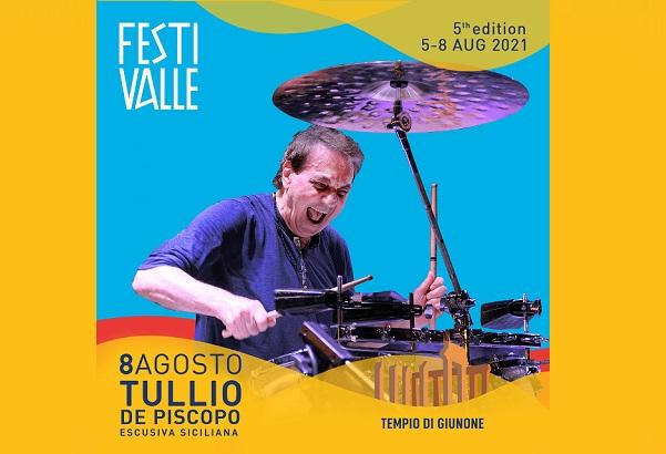 Festivalle 2021 - Day Four - Tullio De Piscopo biglietti