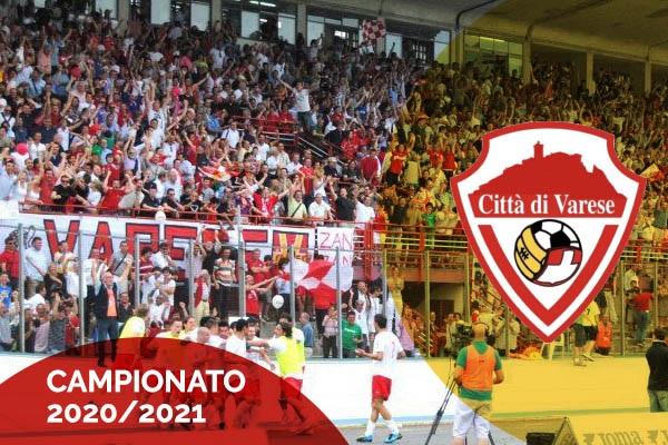 Città di Varese - Derthona calcio biglietti