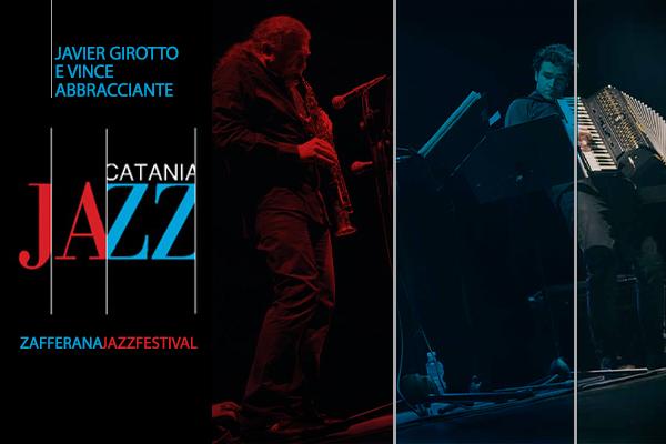 Vince Abbracciante & Javier Girotto - Sophie Alour - Zafferana Jazz Festival 2021 Biglietti