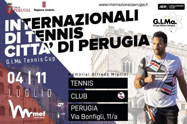 Internazionali di Tennis Citta' di Perugia - G.I.Ma Tennis Cup Memorial Alfredo Mignini