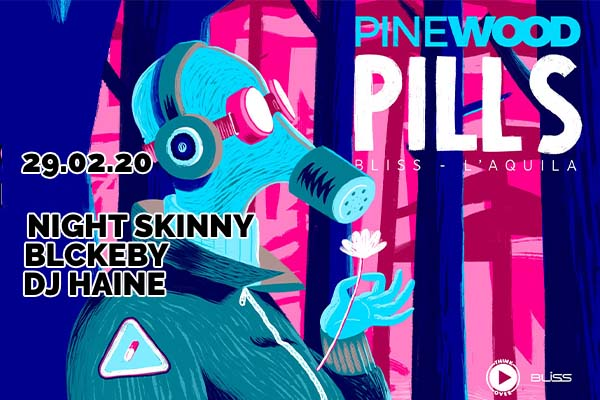 Pinewood Pills 2020
