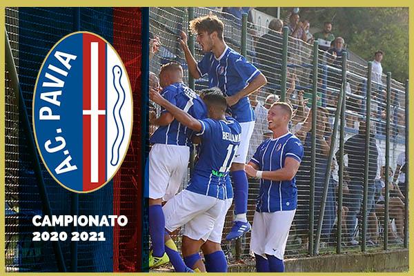 A.C. Pavia 1911 SS 2020/2021