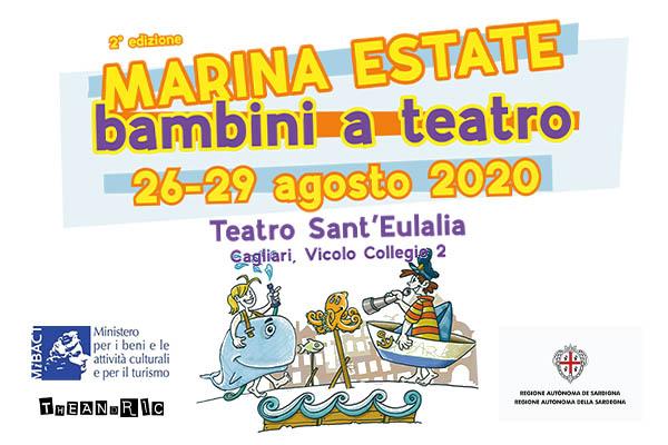 Marina Estate - Bambini a teatro