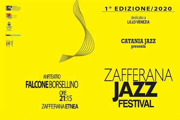 Zafferana Jazz Festival 2020