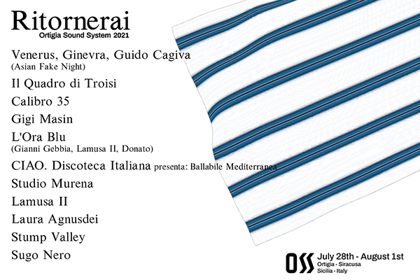 OSS - Ortigia Sound System Festival biglietti