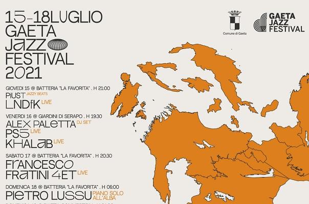 Gaeta Jazz Festival 2021