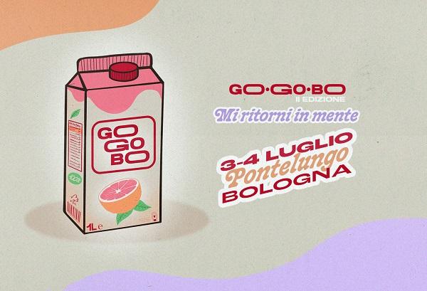 GOGOBO - Mi ritorni in mente - II Edizione