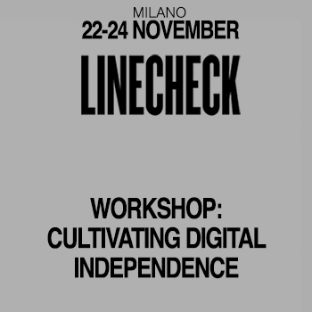 ABBONAMENTO: LINECHECK 2018 MUSICMEETING + MUSICFESTIVAL - WORKSHOP CULTIVATING DIGITAL CONTENT IS KING