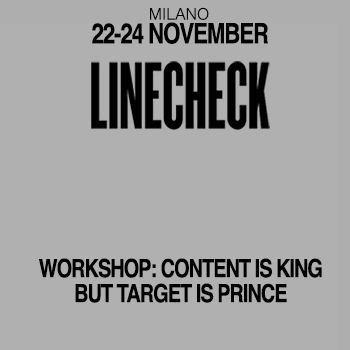 ABBONAMENTO: LINECHECK 2018 MUSICMEETING + MUSICFESTIVAL - WORKSHOP CULTIVATING DIGITAL INDEPENDENCE