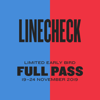 LINECHECK 2019  - LIMITED EARLY BIRD FULL PASS