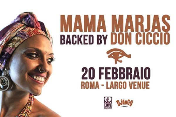 Mama Marjas & Don Ciccio in concerto